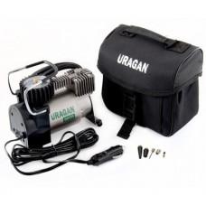 Автомобильный компрессор Uragan 90135 с автостопом