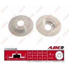 Тормозной диск передний C35038ABE