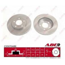Тормозной диск передний C35070ABE