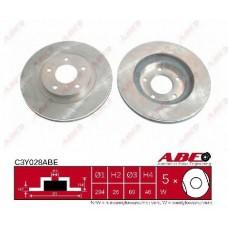Тормозной диск передний C3Y028ABE