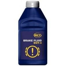 Тормозная жидкость SCT Brake Fluid DOT-4  1л
