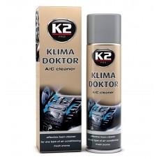 Очиститель кондиционера K2 KLIMA DOCTOR 500мл