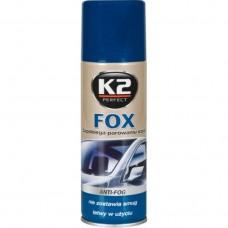 Антизапотеватель стекол K2 FOX 200мл
