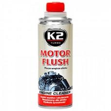 Промывка масляной системы K2 MOTOR FLUSH 250мл