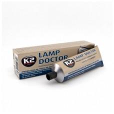 Полировальная паста для фар K2 Lamp Doctor 60 гp