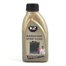 Герметик для радиатора K2 RADIATOR STOP LEAK 400мл