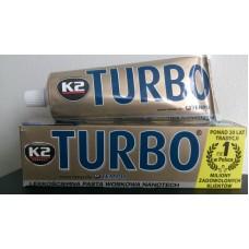 Паста для полировки кузова К2 TURBO  TEMPO 120г