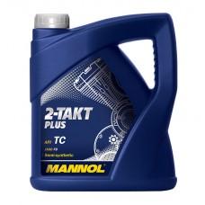 Mannol 2-Takt Plus API TC 4л