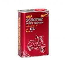 Mannol 7805  SCOOTER  2-TAKT PREMIUM TC 1л