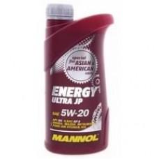 MANNOL Energy Ultra JP 5W-20 1л