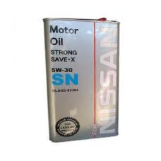 Моторное масло FanFaro SN for Nissan SAE 5W-30 4л