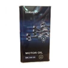 Моторное масло FanFaro SM for Subaru SAE 5W-30 4л