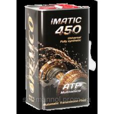 Трансмиссионное масло PEMCO iMATIC 450 JWS 3309  4л