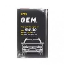 7715 O.E.M VW AUDI SKODA 5/30 1л