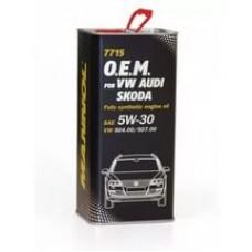 7715 O.E.M VW AUDI SKODA 5/30 5л