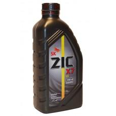 Моторное масло ZIC X7 10W-40 Diesel 1л