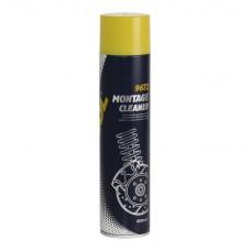 Очиститель металлических деталей и поверхностей Mannol Montage Cleaner 600 мл (9672)