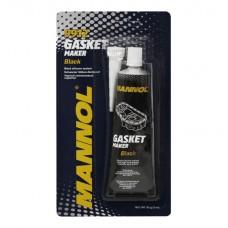 Высокотемпературный силиконовый герметик Mannol Gasket Maker Black 85 г (9912)