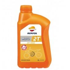 Моторное масло Repsol MOTO OFF ROAD 2T, 1л