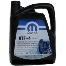 Масло АКПП MOPAR ATF+4  5 л. (68218058AA)