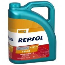 Моторное масло Repsol Auto Gas 5W40 4л