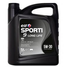 ELF Sporti 9 Long Life 5W-30 5л