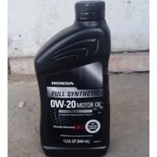 Genuine Honda Synthetic Blend 0W-20 1л (08798-9036)