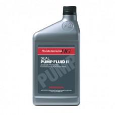 Жидкость для редукторов HONDA DUAL PUMP FLUID II (08200-9007) 0,946л