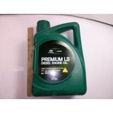 Hyundai PREMIUM LS 5W-30 Diesel 4л (05200-00411)