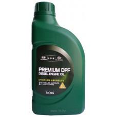 Hyundai Diesel Premium DPF 5W-30 1л(05200-00120)