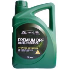 Hyundai Diesel Premium DPF 5W-30 6л (05200-00620)