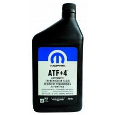 Масло АКПП MOPAR ATF+4 0,946 л. (68218057AA)