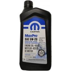 Mopar Motor Oil 5w20 0,946л (68518202AA)