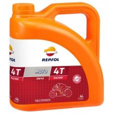 Моторное масло Repsol MOTO RACING 4T 5W40 4л