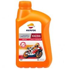 Моторное масло Repsol MOTO RACING 4T 10W60 1л