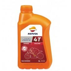 Моторное масло Repsol MOTO RACING 4T 10W50 1л
