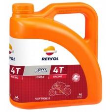 Моторное масло Repsol MOTO RACING 4T 10W50 4л