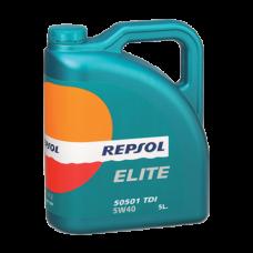 Моторное масло Repsol CARRERA 5W50 CP-4  4л