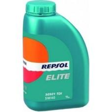 Моторное масло Repsol ELITE 50501 TDI 5W40 CP-1 1л