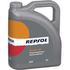 Трансмиссионное масло Repsol MATIC III ATF CP-5  5л