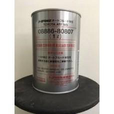 Жидкость для АКПП TOYOTA ATF WS (Japan) 1л (08886-80807)
