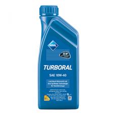 Aral Turboral SAE 10W-40 1л