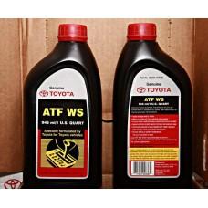 Жидкость для АКПП TOYOTA  ATF WS 0,946л(00289-ATFWS)
