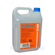 Каталитическая добавка (мочевина) AD BLUE M, BORG-HICO 10л