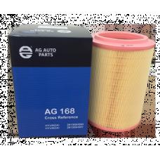Воздушный фильтр ALPHA FILTER AF 168(AG 168)