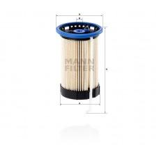 Фильтр топливный MANN-FILTER PU8014