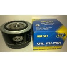 Фильтр масляный для ВАЗ 2108 - 2109 SCT-GERMANY (SM 101)