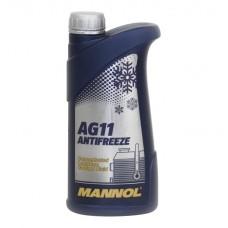 MANNOL Longterm Antifreeze-80 AG11 5л